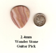 Wonder Stone Standard Guitar Picks