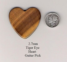 Heart Guitar Picks